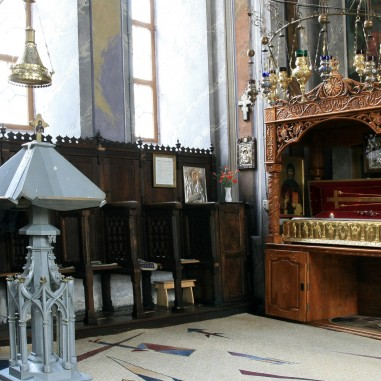 Moaştele Sfântului Grigorie Decapitalul